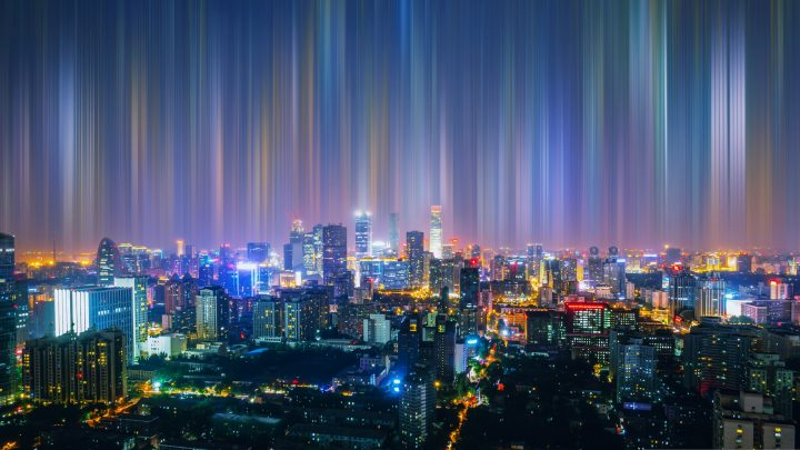 Smart cities are the future of Asia's urban development